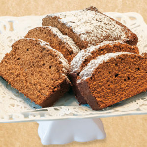 Ordering Mexican Chocolate Pound Cake