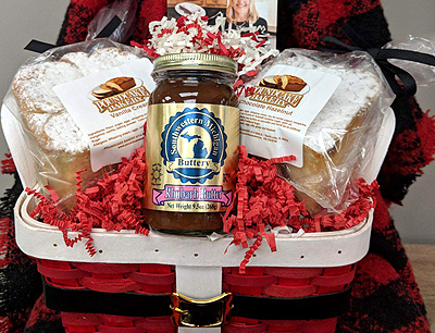 Gift Baskets at PoundCake Bakery