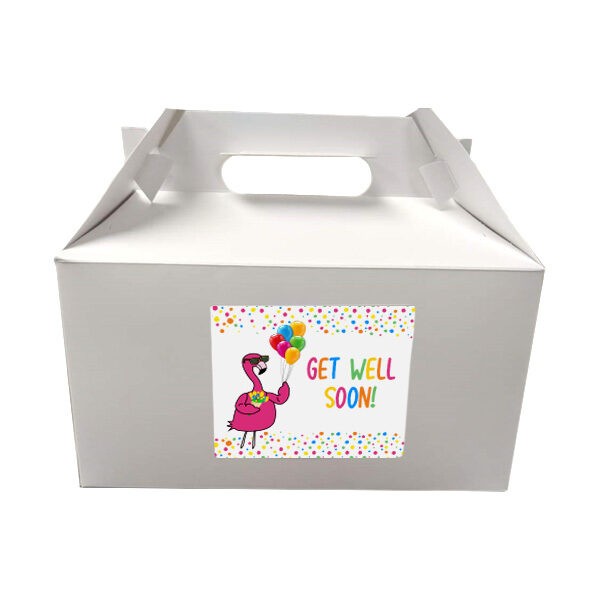 Get Well Soon White Box