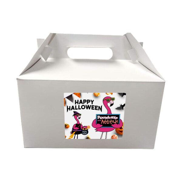 Happy Halloween White Box